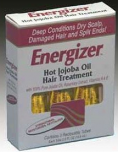 Hobe Labs Energizer Hot Oil Treatment 0.5 Oz
