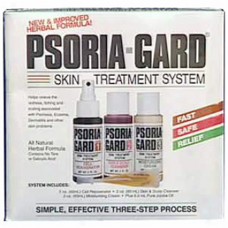 Hobe Labs Psoria-gard Skin Treatment System 1kit