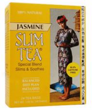 Hobe Labs Slim Tea Jasmine 24 Bags