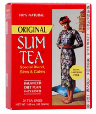 Hobe Labs Slim Tea Original 24 Bags