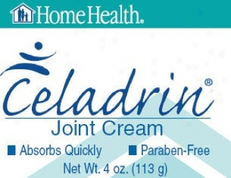 Home Health's Natural Celadrin Joint Cream 4oz