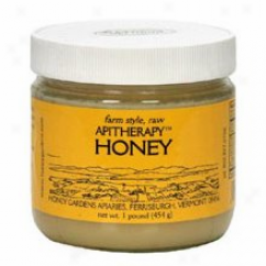Honey Gardens Apiaries Apithsrapy Honey 1lb
