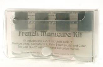 Honeybee Gardens French Manicure 1kit