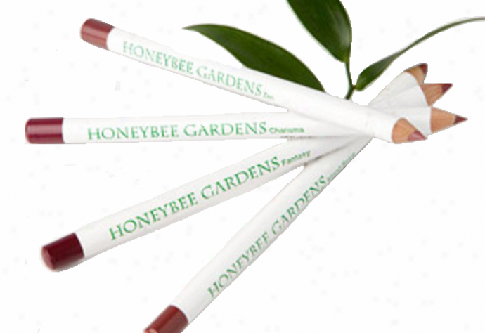 Honeybee Gardens Edge Liner Mocha Rose 0.04oz