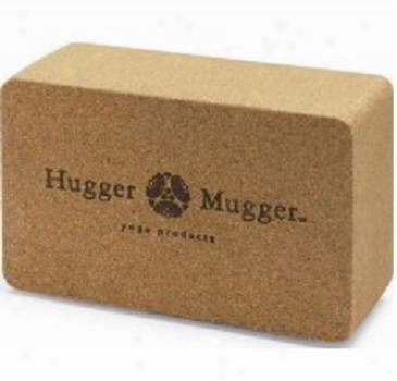 Hugger Mugger Yoga Product's Cork Blocks For Yoga 1block
