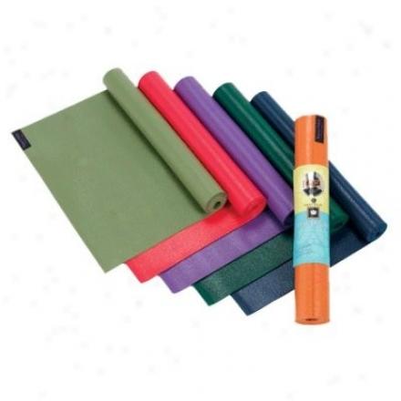 Hugger Mugger Yoga Product's Tapas Sticky Mat Emerald 1pc