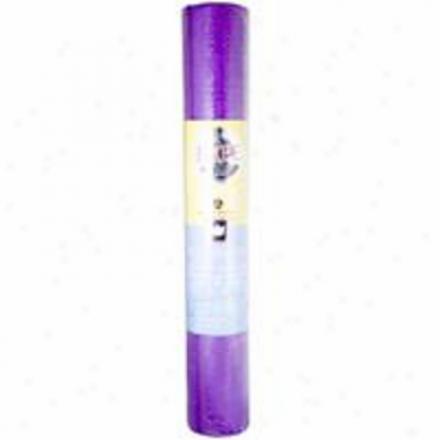 Hugger Mugger Yoga Product's Tapas Sticky Mat Purple 1pc