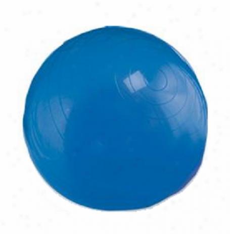 Hugger Mugger Yoga Product's Yoga Dance W/pump Blue 55cm