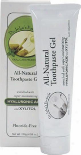 Halogic's Dr. John's Tooth Gel 4.58oz