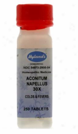 Hyland's Aconitum Napellus 30x 250tabs
