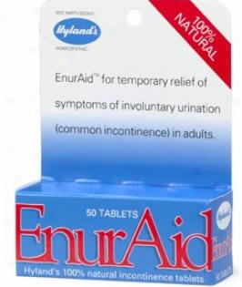 Hyland's Enur-aid 50tabs