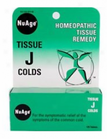 Hyland's Nuage Tissue J Colds 125tabs