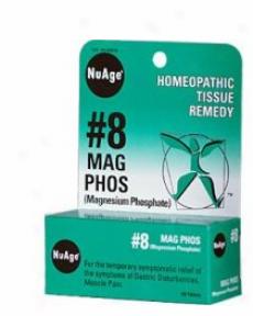 Hyland's Nuage Tissue Salts Magnesia Phosphorica 6x 125tabs