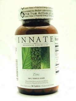 Innate Response's Zinc 90 Tabs