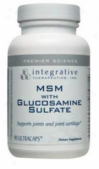 Integrativ Therapeutic Msm With Glucosamine Sulfate - Optimsm 90 Caps