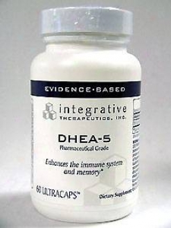 Integrative Therapeutic's Dhea-5 60 Caps