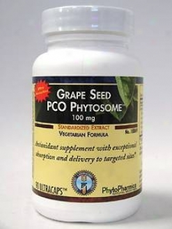 Integrative Therapeutic's Grape Seed Pco Phytosome 100 Mg 90 Caps