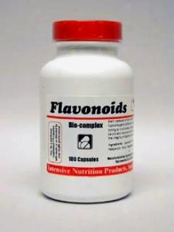 Intensive Nutrition's Bioflavonoids 100 Caps
