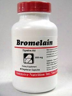 Intensive Nutrition's Bromelain 2600 500 Mg 90 Caps