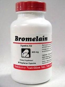 Intensive Nutrition's Bromelain 2600 500 Mg 90 Caps