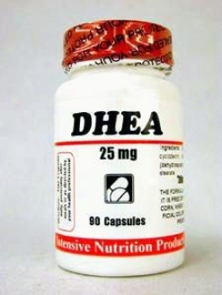 Intemsive Nutrition's Dhea 25 Mg 90 Caps