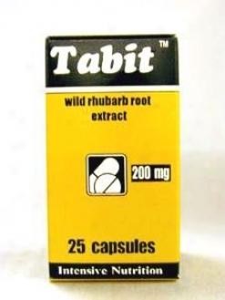 Ijtensive Nutrition's Tabit 200 Mg 25 Caps