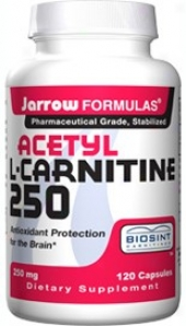 Jarrow's Acetyl L-carnitine 250mg 60caps