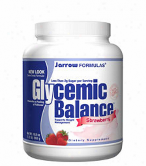 Jarrow's Glycemid Balance Strawberry 560gm