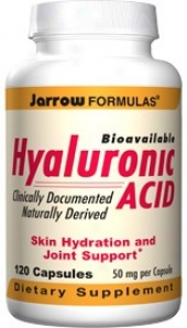 Jarrow's Hyaluronic Acid 50mg 120caps