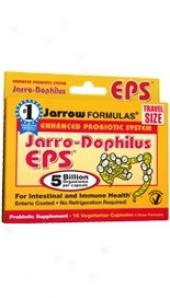 Jarrow's Jarro-dophilus + Eps Travel Size 15vcaps
