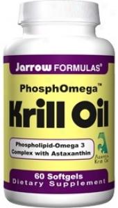 Jarrow's Krill Oil 60sg