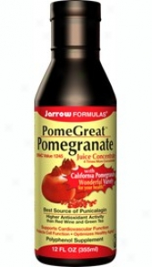 Jarrow's Pomegranate Juice Concentrate 12 Fl Oz