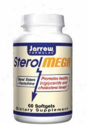 Jarrow's Sterol Mega 60sg