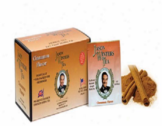 Jason Winters Cinnamon Tea Sweetened W/ Stevia 30bags