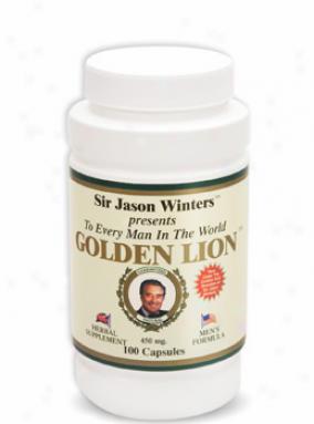 Jason Winters Golden Liion For Men 100caps