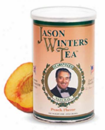 Jason Winters Pre-brewed Tea Peach Majority Tea 4oz