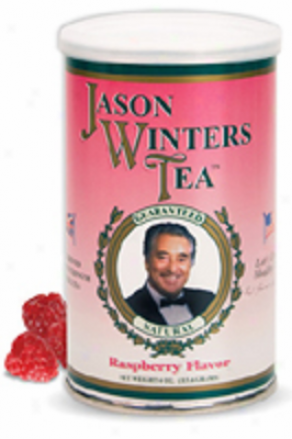 Jason Winters Pre-breed Tea Raspberry Bulk Tea 4oz