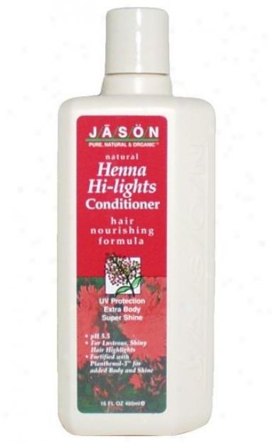Jason's Conditioner Apricot 16oz