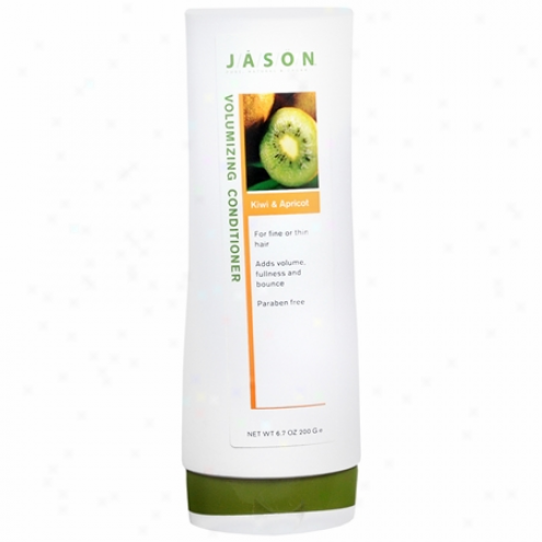 Jason's Conditioner Apricot & Kiwi Volumizing 6.7oz