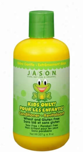 Jason's Conditioner Kids Only Extra Gentle 8oz