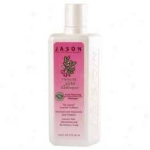 Jason's Shampoo Natural Jojoba 16oz