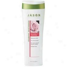 Jasn's Shampoo Normalizing Rosewater & Chamomile 8.5oz