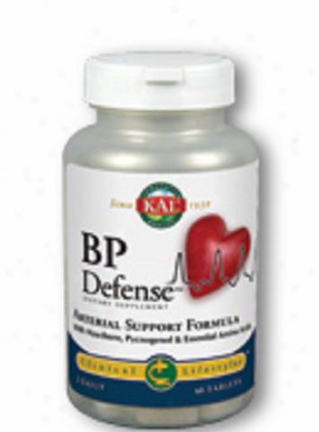 Kal's Bp Defense 60tabs