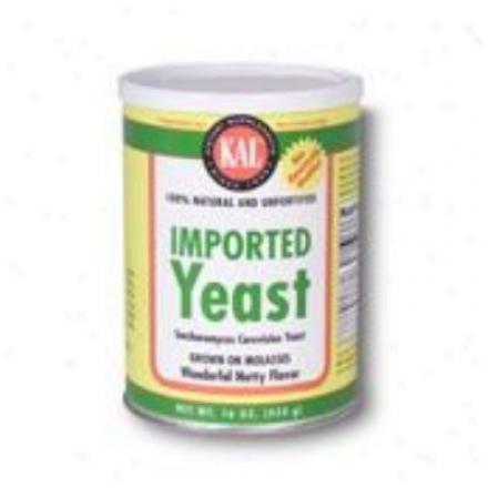 Kal's Imported Yeast Powder 3x16o