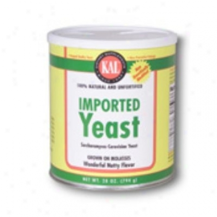 Kal's Imported Yeast Powder 3x28oz