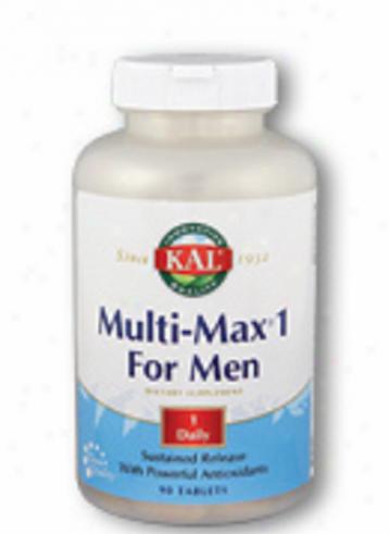Kal's Multi-max 1 For Men Sr 90tabs