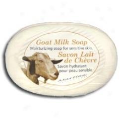 Kappus's Soap Goatmilk Cello Wrap 4.2oz