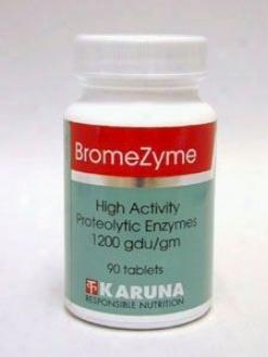 Karuna Corporation's Bromezyme 500 Mg 90 Tabs