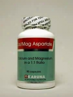 Karuna Corporation's Cal/mag Aspartate 90 Caps