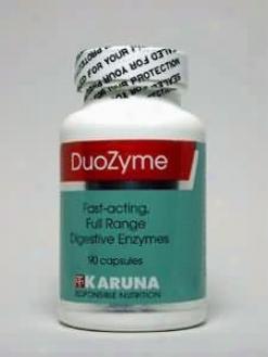 Karuna Corporation's Duozyme 90 Caps